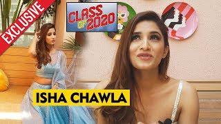 Isha Chawla Exclusive Interview | Hot Photoshoot | ALTBalaji's Web Series Class Of 2020 Actress