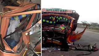Telangana Accident News // THE NEWS INDIA