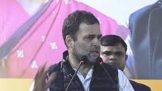 मोदी अपना पूरा समय हिंदू-मुस्लिम-सिख-ईसाई को बांटने में लगाते हैं: राहुल गांधी