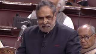 Budget Session 2020   Anand Sharma on Motion of Thanks on the President's Address in Rajya Sabha