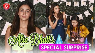 Alia Bhatt's Special Surprise For A Fan Is Heartwarming