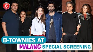 Aditya Roy Kapur & Disha Patani At Special Screening Of Their Film| Malang