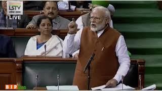 1984 में जिन पर दंगों को भड़काने के आरोप लगा उन्हें मुख्यमंत्री बना दिया: पीएम मोदी