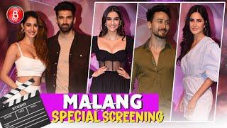 Malang: Katrina, Sonam & Tiger Grace Special Screening of Disha Patani & Aditya Roy Kapur starrer