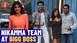 Shilpa Shetty & Nikamma Gang Enter Salman Khan's Bigg Boss 13 | Shirley Setia | Abhimanyu Dassani