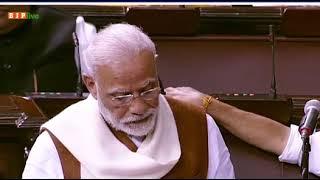 CAA पर पीएम मोदी ने कांग्रेस को याद दिलाया इतिहास... #PMinRajyaSabha