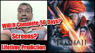 Tanhaji Movie Lifetime Prediction After It Completes 28 Days