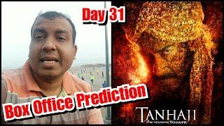 Tanhaji Box Office Prediction Day 31