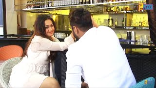Reem Shaikh And Ayaan Khan -  Rehbar Song On Location Directed By Amit Khanna