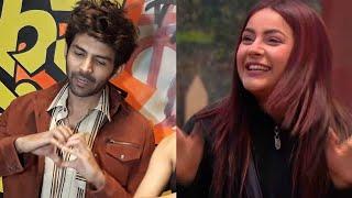 Bigg Boss 13: Kartik Aaryan Express His Love For Sehnaz Gill - Sara Ali Khan Wants Her To Win