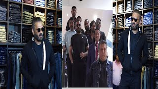 Sunil Shetty Launch Rookie Jeans Strore | Full Event | News Remind
