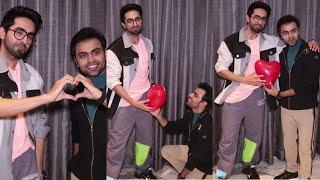 Ayushman Khurana Promotion Film Shubh Mangal Zyada Savdan | News Remind