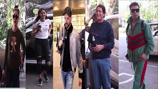 Hrithik Roshan, Ananya Pandey, Kareena Kapoor, Karan Johar & Many More Bollywood Celebs Spotted