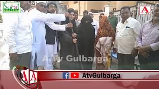 Islamabad Colony Mein CC Road Ke Tameeri Kaam Ka iftetaha Kaneez Fatima MLA Ke Hathon