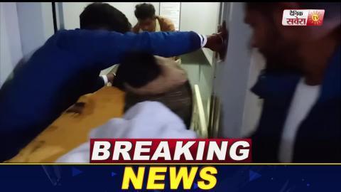 Breaking : Jalandhar के Guru Ravidass Chowk में नौजवान का हुआ Murder