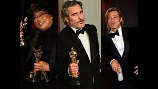 Oscars 2020: Bong Joon-ho's 'Parasite', Joaquin Phoenix, Brad Pitt... here's all that made history
