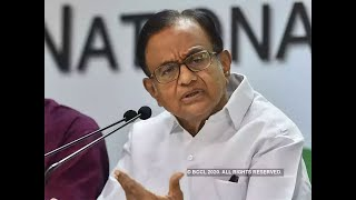 Economy close to collapse, being attended by incompetent doctors: Chidambaram