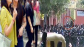 गार्गी कॉलेज में लड़कियों के साथ बदतमीजी करने वालों ने आखिर अश्लील हरकत क्यों की थी THE NEWS INDIA