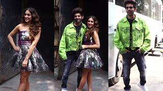 Sara Ali Khan & Kartik Aryaan Full Masti With Media | Love Aaj Kal 2  News Remind