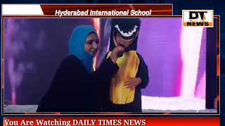 Annual Day Celebration At Hyderabad International School |