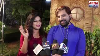 भोजपुरी स्टार राकेश मिश्रा पहली बार 6 घंटे तक फिल्म की कहानी सुन कर हुये राजी