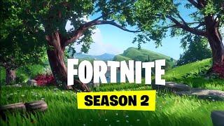Fortnite Season 2 Chapter 2 Official