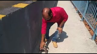 WATCH How Dangerous Is The Newly Built Galibag-Mashem Bridge