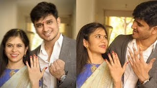 Nikhil Siddharth Engagement Photos | Dr.Pallavi Varma | Top Telugu TV