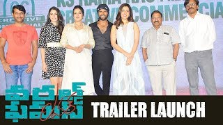 World Famous Lover Movie Trailer Launch | Vijay Devarakonda | Rashi Khanna | Kranthi Madhav