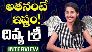 Tik Tok Divya Sree INTERVIEW | Top Telugu TV Tik Tok Stars Interviews | Tiktok Divyasree