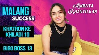 Amruta Khanvilkar Exclusive Interview | MALANG Success | Aditya Roy Kapur | Disha Patani