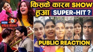 Who Is Behind Bigg Boss 13 Super Success | SUPER-HIT | Public Reaction | Sidharth, Asim, shehnaz