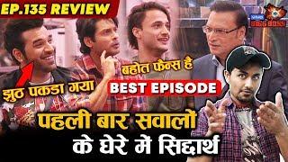 Bigg Boss 13 Review EP 135   Rajat Sharma Targets Sidharth, Asim, Paras   Aap Ki Adalat   BB 13