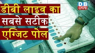 Delhi election Result में DB LIVE का exit poll शत प्रतिशत सही |DBLIVE exit poll and result are equal