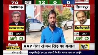 DELHI चुनाव नतीजों पर पहलवान YOGESHWAR DUTT से JANTATV की EXCLUSIVE बातचीत