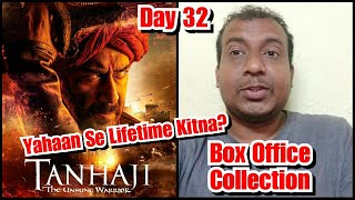 Tanhaji Box Office Collection Till Day 32, Kahaan Tak Jaayega Collection?