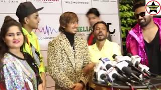 Badnaam Song Launch With Adnaan Shaikh, Team 07, Teen Tigada and many other social media influencers