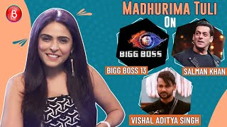 Madhurima Tuli's STRONG Stand On Bigg Boss, Salman Khan And Ex-BF Vishal Aditya Singh