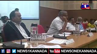 KDP ಸಭೆಯಲ್ಲಿ ಮೊಬೈಲ್ ಬಳಸಿದ ಅಧಿಕಾರಿಗಳಿಗೆ ಚಳಿ ಬಿಡಿಸಿದ ಸಚಿವ ಸುರೇಶ್ ಕುಮಾರ್