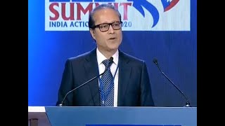 Times Group MD Vineet Jain welcomes PM Modi at Times Now Summit 2020