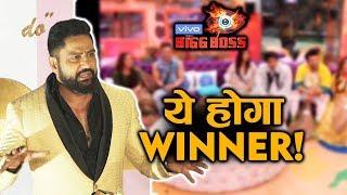 Parag Tyagi REVEALS WINNER Of Bigg Boss 13 | Asim, Sidharth, Shehnaz | BB 13 Video