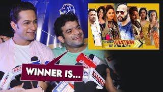 Karan Patel And Shaleen Bhanot Reaction On Khatron Ke Khiladi 10 | Rohit Shetty