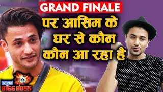 Bigg Boss 13 Grand Finale | Who Are Invited From Asim Riaz Family | BB 13 Latest Update