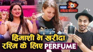 Bigg Boss 13 Grand Finale | Himanshi Khurana BUYS PERFUME For Rashmi Desai | Asim Riaz | BB 13 Video