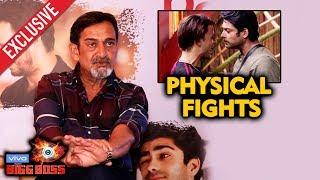 Bigg Boss Marathi Host Mahesh Manjrekar Reaction On Bigg Boss 13 Physical Fights   Asim, Sidharth