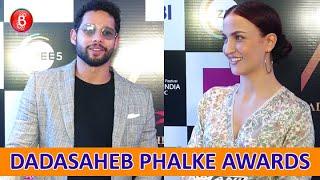 Who's Who Of Bollywood Come Down For Dadasaheb Phalke Awards | Siddhant Chaturvedi | Elli AvrRam