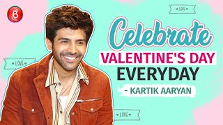 Kartik Aaryan:  Every Day Is Valentine's Day For Me | Sara Ali Khan | Love Aaj Kal