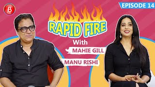 Mahie Gill & Manu Rishi Open Up About The STRANGEST Rumours They've Heard About Them | Doordarshan