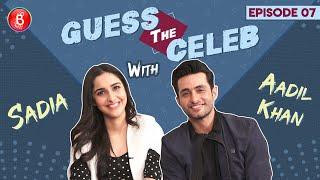 Shikara stars Aadil Khan & Sadia's Hilarious Antics Are Unmissable | Guess The Celeb
