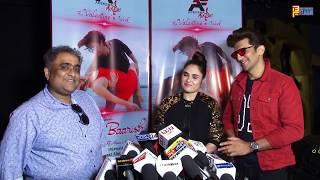 Pyaar Ki Baarish Song Launch Manish Raisinghan, Alexius Macleod ,Kunal Ganjawala & Ajay jaswal
